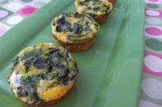 spinach bacon egg quiche
