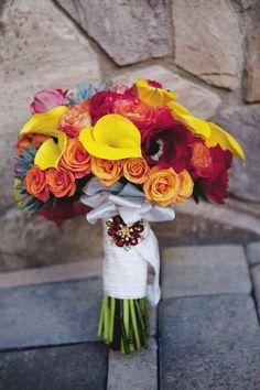Floral Design: Artisan Events Floral Decor | Photography: Christine Arnold Photography