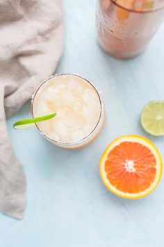 With Cinco de Mayo around the corner, these Simple Orange Lime Margaritas are perfect to have on your menu. They are made with fresh squeezed orange juice, lime juice, triple sec and tequila for a simple, flavorful and fun margarita recipe! This is a twist on a classic margarita recipe that you're definitely going to want to try. Classic Margarita Recipe, Margarita Recipes, Orange Juice, Lime Juice, Best Cocktail Recipes, Triple Sec, Lime Wedge, Fun Cocktails, Coffee Drinks
