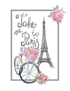 Paris Rosa, Paris Party Decorations, Anime Crying, Paris In Spring, Paris Vintage, Sunset Wallpaper, Shirt Print Design, Decoupage Vintage, Paris Theme