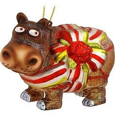28 best Hippo ornaments images on Pinterest | Christmas deco, Diy ...