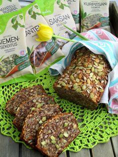 Pähkinät ja siemenet lisättiin pari vuotta sitten virallisiin ravitsemussuosituksiin. Pähkinöitä ja siemeniä suositellaan syötäväksi no...