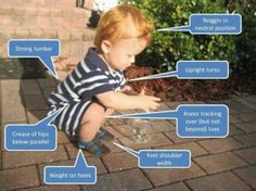 Kids know how we should move, watch and learn!