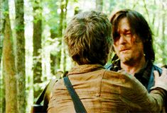 What a great scene. Amazing reunion!