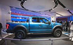 2017 Ford F-150 Raptor: Hot, High-Res Photos of New Super Truck – Feature – Car and Driver