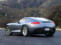 Chrysler Firepower Concept 2005 poster, #poster, #mousepad, #Chrysler