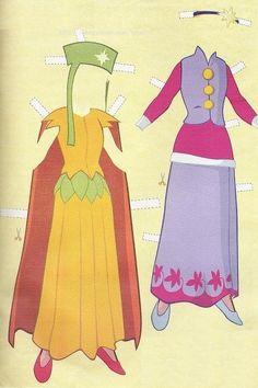 Fairy Rose Paper Dolls (3 of 7)