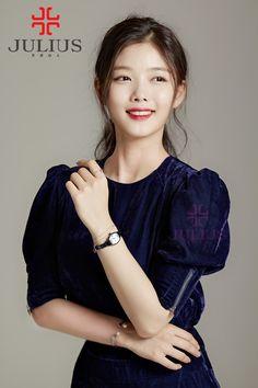 Post with 1759 views. Kim Yoo Jung (The Julius Girl Photo Poses, Girl Poses, Korean Beauty, Asian Beauty, Kim Joo Jung, Asian Woman, Asian Girl, Yoo Ah In, Ulzzang Korean Girl