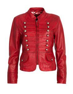 Sluisleder jacket #mcartherglenstyle