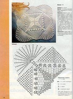 Kira scheme crochet: Scheme crochet no.Why does an interior design business needs search engine marketing - Crochet Filet Crochet Doily Rug, Crochet Doily Diagram, Crochet Mandala Pattern, Crochet Chart, Crochet Squares, Crochet Home, Crochet Stitches, Crochet Patterns, Tatting Patterns