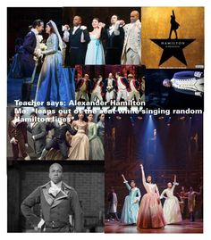 """Hamilton!!!"" by rowanberry554 ❤ liked on Polyvore featuring art"