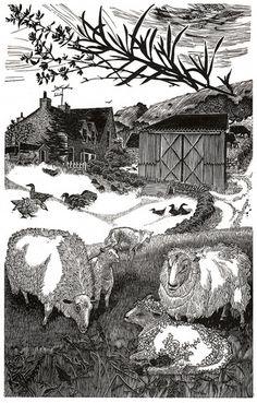 Carne - Wood Engraving by Sarah van Niekerk