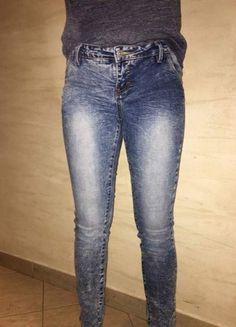 Kup mój przedmiot na #vintedpl http://www.vinted.pl/damska-odziez/rurki/20770412-jeansy-niebieskie-rurki