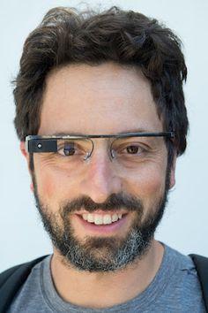 Sergey Brin showing off Google Glass, Technology Updates, Technology Gadgets, New Gadgets, Cool Gadgets, Amazing Gadgets, Nasa, Microsoft, Focus Magazine
