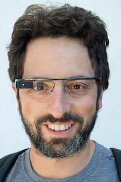 Google Glass. I love technology, I have a bad habit of checking out Wired.com before anything else.