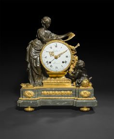 Style Louis Xv, Grands Vases, Objet D'art, Clocks, Auction, Catalogue, Branch Decor, Leaf Garland, Corner Cupboard