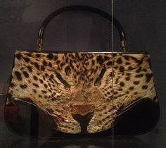 MUSEUM OF BAGS AND PURSES, AMSTERDAM  1920 – 2015 animal leather -  Leopard