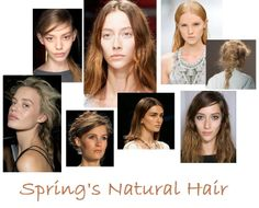 #Spring2014 saw lots of #Naturalhair on the #runways this season. #HairTrends like #SoftWaves and #MessyBraids. The easiest season for hair EVER! Just don't overdo, over #curl or over #straighten and don't use too much product! Read the full article on the hottest #beautyTrends for Spring/Summer here: http://www.theperfumeexpert.com/the-top-10-beauty-trends-for-spring-2014-and-how-to-wear-them-now/ #SpringHairTrends #SpringHair #Naturalhairstyles #FrenchBraids #BraidedCrowns #Loosewaves