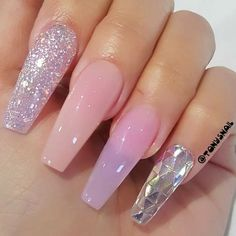 Coffin nails design, each is very beautiful, Each of these nails is worth pin to your board. Coffin nails design, each is very beautiful, Each of these nails is worth pin to your board. Fabulous Nails, Perfect Nails, Gorgeous Nails, Pretty Nails, Cute Spring Nails, Summer Nails, Dope Nails, My Nails, Matte Nails