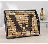 Inspiration Treasures: DIY Wine Cork Crafts for Winos