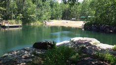 Quarry Park 2nd Swim Quarry | by Stearns County MN
