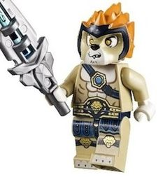 LEGO Legends of Chima Leonidas has all characters on this site to make cupcake toppers