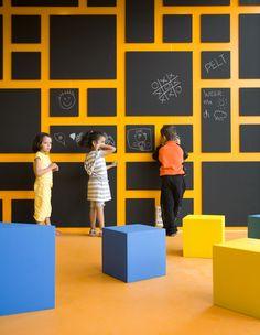 Mulders vandenBerk Architecten, Roel Backaert, Wim Hanenberg, Wouter van der Sar · Anansi Playground Building · Divisare