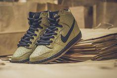 "Nike SB Dunk High Premium ""Brown Paper Bag"" - EU Kicks: Sneaker Magazine"
