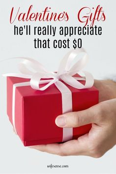 Valentine's gifts your husband  wants and you can afford to give. #Valentine'sDay #gifts