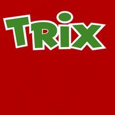 Trix Cereal Rabbit For Kids T Shirt