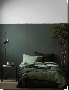 go extra two tone with bedding