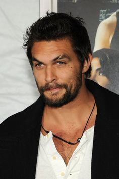 """Jason Momoa Photos - Actor Jason Momoa attends """"Bullet To The Head"""" New York Premiere at AMC Lincoln Square Theater on January 2013 in New York City. - """"Bullet To The Head"""" New York Premiere - Outside Arrivals Look At You, How To Look Better, Gorgeous Men, Beautiful People, Bullet To The Head, Jason Momoa Aquaman, My Sun And Stars, Actrices Hollywood, Hommes Sexy"""