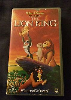 walt #disney #classics the lion king vhs #video,  View more on the LINK: http://www.zeppy.io/product/gb/2/331988479266/