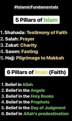 Islam and Iman Islam Hadith, Allah Islam, Islam Quran, Prophets In Islam, Duaa Islam, Islam Muslim, Alhamdulillah, Hadith Quotes, Muslim Quotes