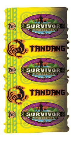 Let the games begin! Survivor 25 Philippines Buff styles now available! #Survivor #