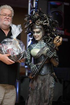 DeadSpider2.0 Medusa costume