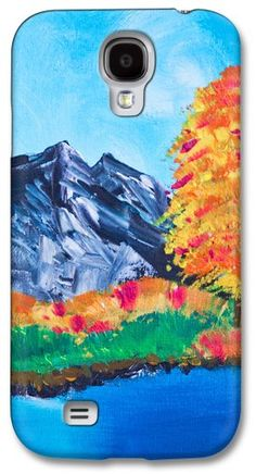 Landscape - Autumn Galaxy S4 Case