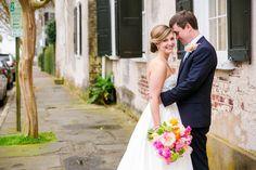 Colorful Lilly Pulitzer-Inspired Thomas Bennett House Wedding // Dana Cubbage Weddings // Charleston SC + Destination Wedding Photographer
