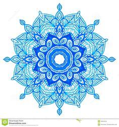 http://thumbs.dreamstime.com/z/watercolor-hand-drawn-mandala-blue-lace-circular-ornament-vector-illustration-45501916.jpg