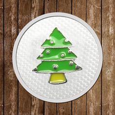 Christmas Tree Floating Charm