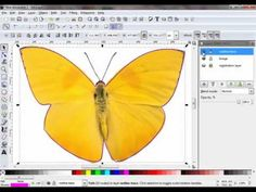 How to remove a background and create print and cut from Inkscape ready to send to Black Cat Cougar