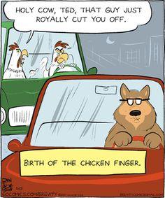 Brevity Comic Strip on GoComics.com