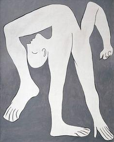 Picasso - The Acrobat, 1930