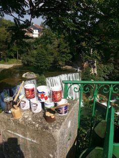 Jajce, AVNOJ, BiH Pot Pasta, Alcoholic Drinks, Wine, Health, Glass, How To Make, Food, Beautiful, Recipes