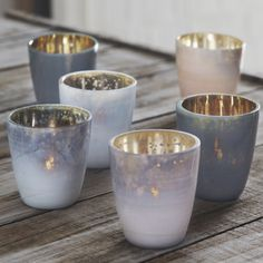 Mineral Tealight Holder Item #: GL220 UPC:  Whsl:  $6.00 Min: 12 Mult: 12