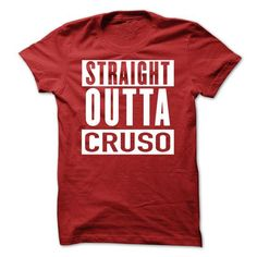 nice It's an CRUSO thing, you wouldn't understand CHEAP T-SHIRTS Check more at http://onlineshopforshirts.com/its-an-cruso-thing-you-wouldnt-understand-cheap-t-shirts.html