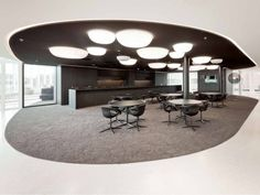 Office Interior by Hofman Dujardin Architects