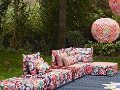 The Master Classic collection from Missoni Home, 2013.