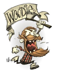 Woodie is the sixth unlockable character in Don't Starve ...