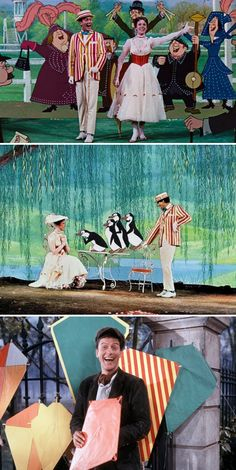 *MARY POPPINS, 1964 ~ Everyone loves Mary Poppins, the magical musical about an extraordinary nanny and the family she cares for. How well do you know the lyrics to its classic soundtrack? Take this Disney quiz to find out! Disney Pixar, Disney Quiz, Disney Nerd, Disney Songs, Disney And Dreamworks, Disney Love, Disney Magic, Disney Parks, Walt Disney
